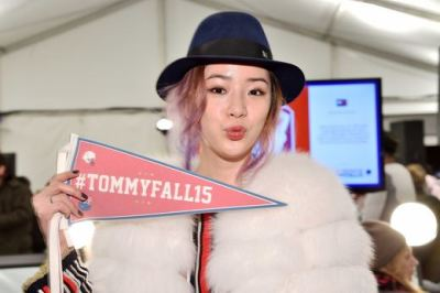 Tommy Hilfiger in NY the trilly